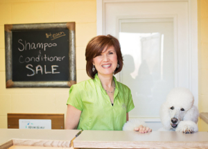 Debbie Lundy, owner at Canine Country in Statesville, NC